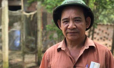 Nghệ sĩ Quang Tèo ám ảnh với cảnh treo cổ, từng chạy xe xuyên đêm về kịp quay phim Cô gái nhà người ta