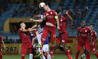 Tin tức thể thao mới nóng nhất ngày 28/2/2020: Hà Nội - TP.HCM đối đầu trên sân không khán giả