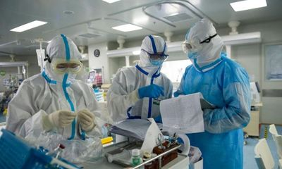 Dịch Covid-19 ở Trung Quốc: Thêm 47 người tử vong, 427 ca nhiễm mới