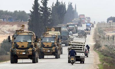 Căng thẳng leo thang, Thổ Nhĩ Kỳ bắn hạ hai máy bay quân sự của Syria
