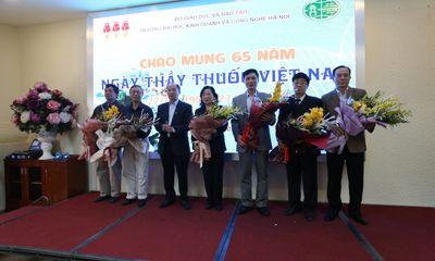 Lễ kỷ niệm 65 năm Ngày Thầy thuốc Việt Nam 27-2