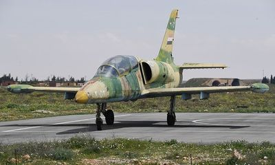 Thổ Nhĩ Kỳ tuyên bố bắn rơi chiến đấu cơ L-39 của quân đội Syria