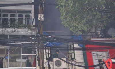 Vụ cháy khu nhà trọ gần bệnh viện Nhi làm 2 người tử vong: Ông Hiệp
