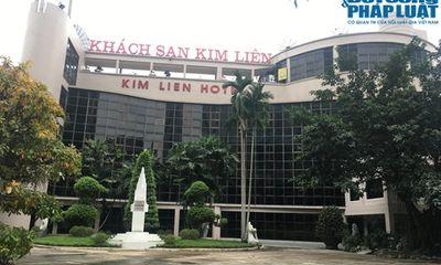 Cận cảnh khách sạn Kim Liên trước khi triển khai dự án phức hợp