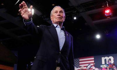 Tỷ phú Bloomberg chấm dứt chiến dịch tranh cử Tổng thống Mỹ