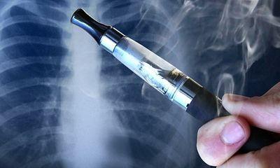 Đề xuất cấm thuốc lá điện tử tại Việt Nam