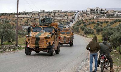 Tin tức quân sự mới nóng nhất ngày 9/3: Thổ Nhĩ Kỳ vẫn đưa xe tăng vào Idlib sau thỏa thuận với Nga