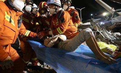 Vụ sập tòa nhà cách ly Covid-19 ở Trung Quốc: Số nạn nhân tử vong tăng lên 20