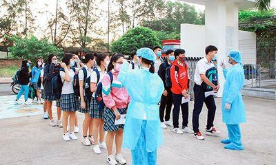 Tỉnh đầu tiên cho học sinh nghỉ hết tháng 3 phòng tránh dịch Covid-19