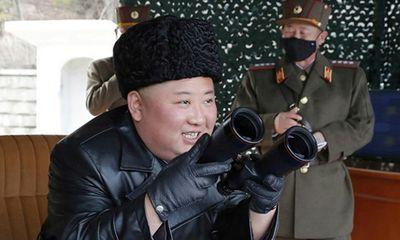 Triều Tiên xác nhận diễn tập pháo binh tầm xa, bắn đạn thật