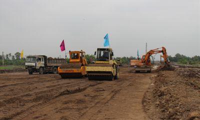Giải ngân khoản vay đầu tiên cho 4 gói thầu tại dự án cao tốc Trung Lương - Mỹ Thuận