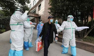 Trung Quốc tuyên bố đã trải qua đỉnh điểm của dịch bệnh Covid-19