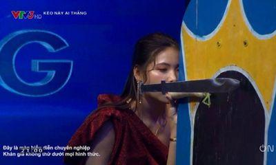 Gameshow Việt khiến khán giả phản cảm vì phát sóng cảnh quay dung tục