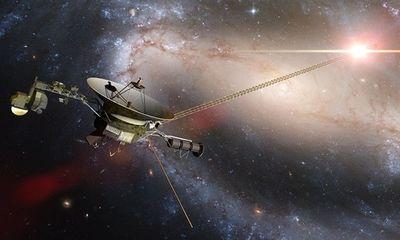 Video: NASA sắp mất liên lạc với tàu vũ trụ Voyager 2