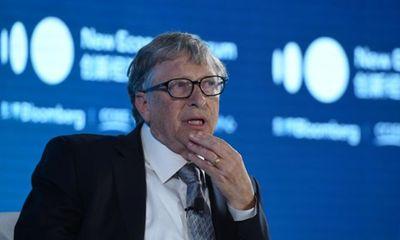 Bill Gates chính thức rời khỏi ban giám đốc Microsoft