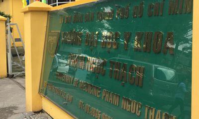 Một trường đại học ở TP.HCM cho sinh viên nghỉ học lần thứ 7 để phòng chống Covid-19