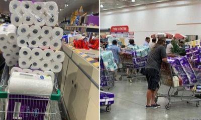 Chuyên gia lên tiếng lý giải vì sao người dân khắp thế giới đổ xô đi mua giấy vệ sinh