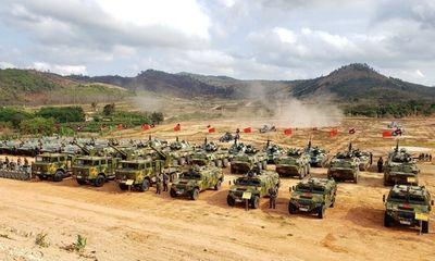 Campuchia và Trung Quốc tập trận chống khủng bố và cứu trợ nhân đạo