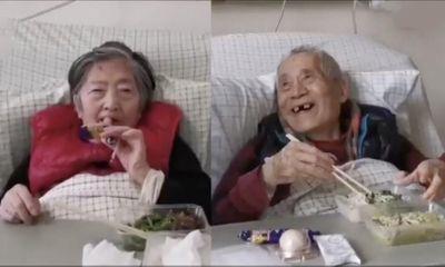 Video: Chuyên gia thiên văn học 98 tuổi cùng vợ thoát khỏi 'lưỡi hái' của Covid-19