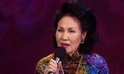 Nữ danh ca Thái Thanh qua đời ở tuổi 86