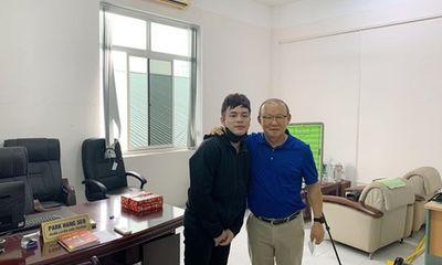 HLV Park Hang-seo tranh thủ học tiếng Việt trong thời gian nghỉ dịch Covid-19