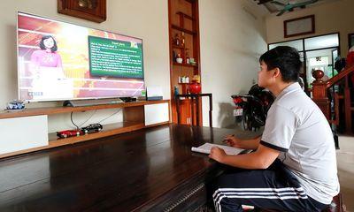 Lịch học trên truyền hình chi tiết và đầy đủ nhất cho học sinh Hà Nội từ lớp 4 đến lớp 12