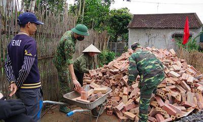 Quảng Ninh: Xây dựng nhà