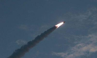 Hàn Quốc: Triều Tiên phóng 2 tên lửa đạn đạo tầm ngắn
