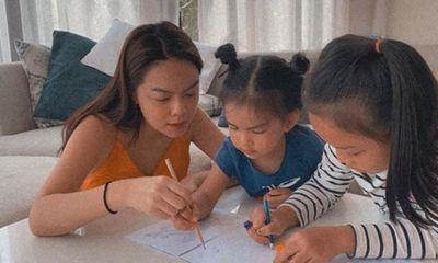 Phạm Quỳnh Anh tâm sự nỗi nhớ con trong mùa dịch Covid-19