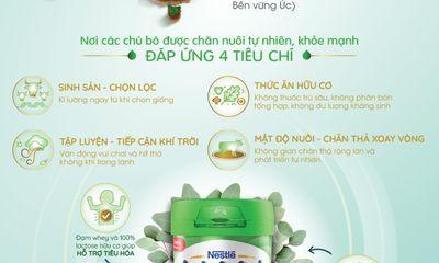 Nestlé Việt Nam ra mắt bộ dôi sản phẩm dinh dưỡng hữu cơ dành cho trẻ nhỏ - NAN Organic 3 & GERBER Organic