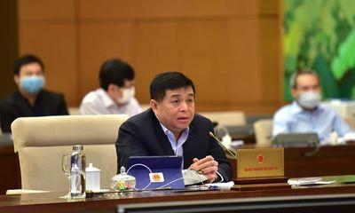 """Bộ trưởng Nguyễn Chí Dũng: Hơn 200 công ty đòi nợ thuê chủ yếu là cho vay nặng lãi, """"xã hội đen"""""""