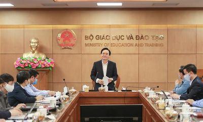 Bộ trưởng Phùng Xuân Nhạ yêu cầu khẩn trương công bố đề tham khảo thi THPT quốc gia 2020