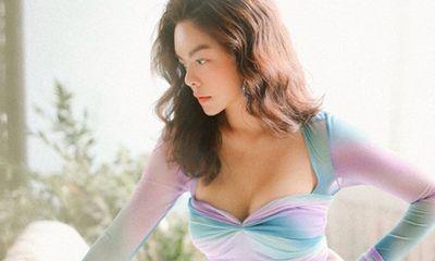 Phạm Quỳnh Anh thăng hạng nhan sắc lẫn vẻ gợi cảm sau khi ly hôn