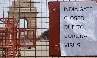 Khủng cảnh vắng lặng tại Ấn Độ ngày đầu phong tỏa toàn quốc do dịch Covid-19