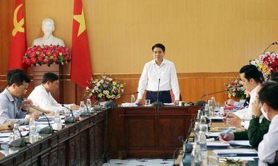 Chủ tịch Nguyễn Đức Chung nói gì về dự báo có
