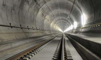 Trung Quốc xây hầm đường sắt cao tốc vượt biển đầu tiên