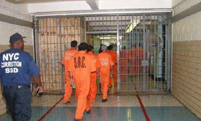 Tỷ lệ nhiễm Covid-19 tại nhà tù New York tăng vọt, hơn 3.000 cảnh sát phải nghỉ ốm