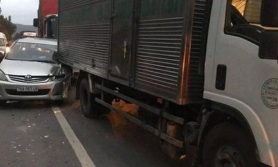 Tin tai nạn giao thông mới nhất ngày 28/3/2020: Tai nạn liên hoàn giữa 4 xe ô tô gần hầm Hải Vân