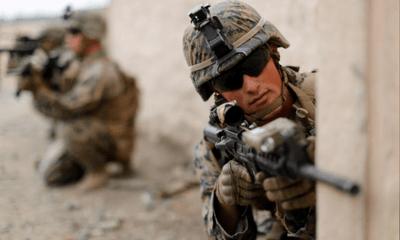 Mỹ thực hiện dừng luân chuyển binh sĩ ở nước ngoài khiến 2.700 lính bị 'mắc kẹt' tại Trung Đông