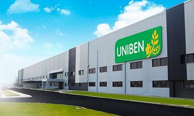 Cung cấp trên 2.5 tỷ đơn vị sản phẩm/năm: Uniben đảm bảo cung ứng cả chất lẫn lượng