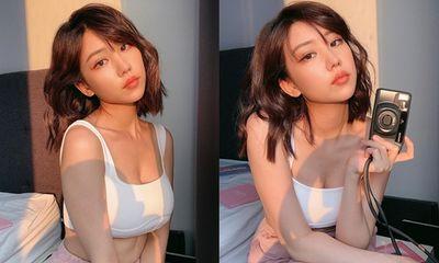 Vẻ đẹp gợi cảm, đầy sức sống như thiếu nữ đôi mươi của Min