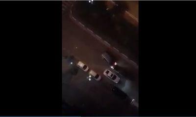 Hà Nội: Điều tra nghi án nổ súng gây thương tích trong đêm