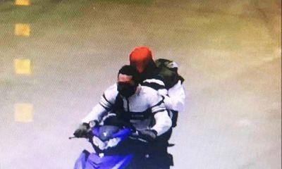 7 giờ bao vây truy lùng 2 tên cướp ngân hàng Vietcombank