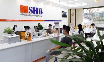 SHB triển khai gói tín dụng 25.000 tỷ, giảm lãi suất tối thiểu 2%/năm và nhiều giải pháp đồng bộ hỗ trợ khách hàng vượt khó mùa dịch Covid 19