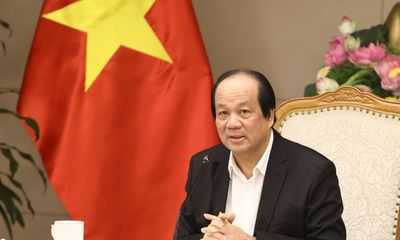 Dịch Covid-19: Bộ trưởng Mai Tiến Dũng gửi thư ngỏ, đề nghị tăng dùng dịch vụ công quốc gia