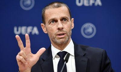 Tin tức thể thao mới nóng nhất ngày 5/4/2020: UEFA có thể hủy mùa giải Champions League