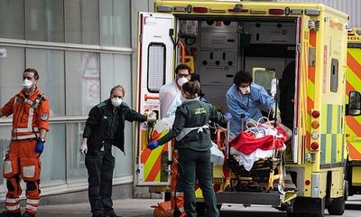 Tình hình dịch virus corona ngày 5/4: Anh trải qua ngày tang thương nhất