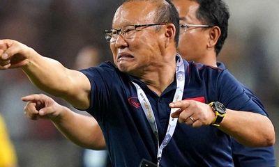 HLV Park Hang Seo 'ủ mưu' đánh bại Malaysia