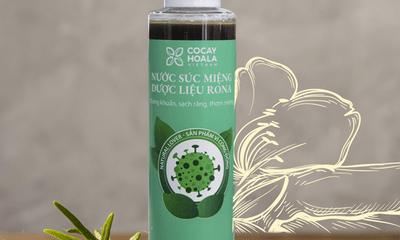 Nước súc miệng dược liệu Rona của Cỏ Cây Hoa Lá có tốt không? Có thật sự khắc phục được hôi miệng và chảy máu chân răng?