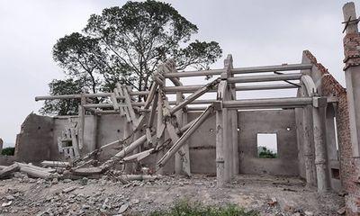 Nghệ An: Công an vào cuộc vụ dân tự ý phá dỡ chùa tiền tỷ xây dựng trong khu di tích